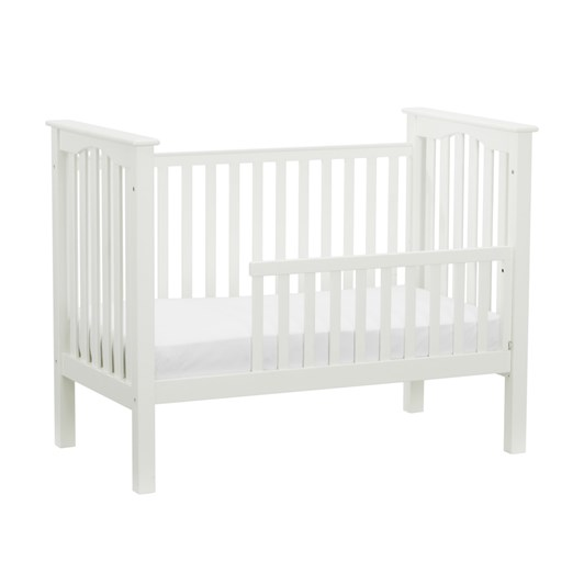 Pottery Barn Kids Kendall Toddler Bed Guard Rail Conversion Kit Simply Whit