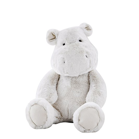 Pottery Barn Kids Grey Hippo Nursery Plush