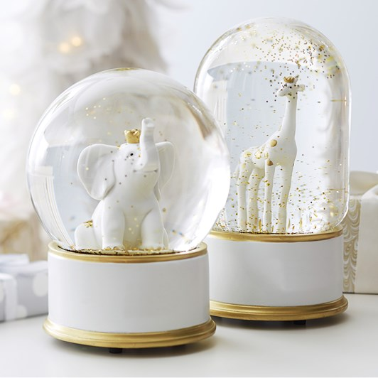 Pottery Barn Kids Snowglobe