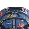 Pottery Barn Kids Mackenzie Backpack Blue Multi Dinos - blue multi dinos