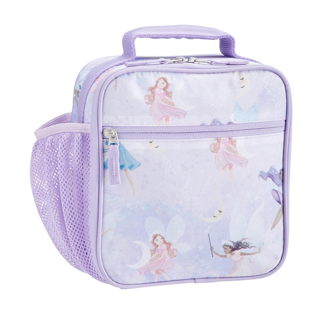 Pottery Barn Kids Mackenzie Classic Lunch Bag - lavender