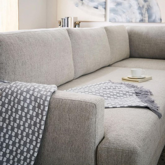 West Elm Andes Left Arm Sectional