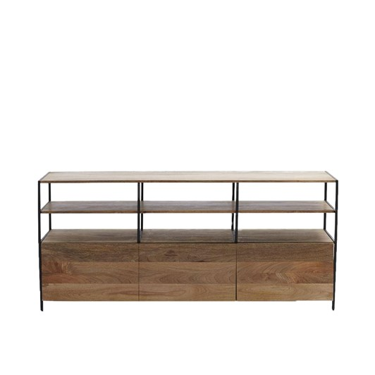 West Elm Industrial Media Console