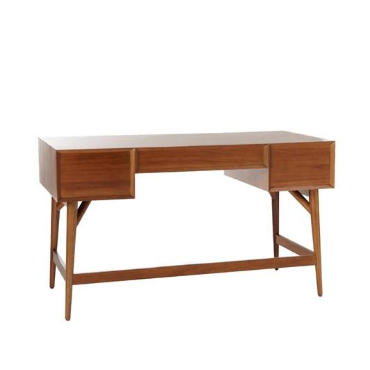 West Elm Mid Century Desk:Acorn