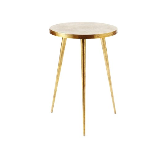 West Elm Casted Tripod Side Table