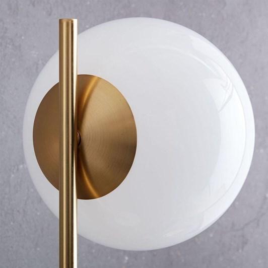 West Elm Sphere & Stem Table Lamp