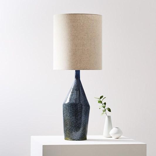 West Elm Asymmetric Ceramic Table Lamp