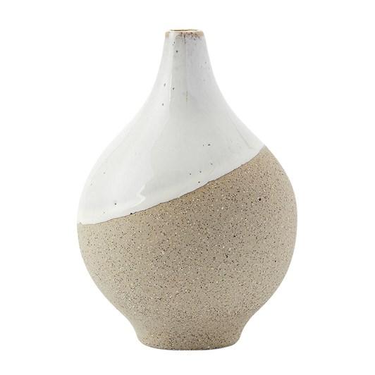 West Elm Half Dipped Vase Bud