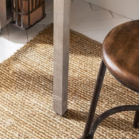 Pottery Barn Heather Chen Jute Rug