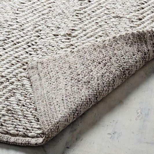 Pottery Barn Lucca Synthetic Rug 153 X 243Cm