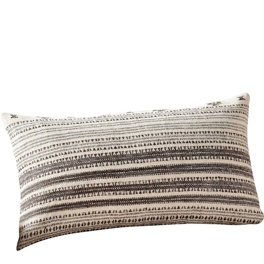 Pottery Barn Raina Textured Lumbar: 41X66Cm