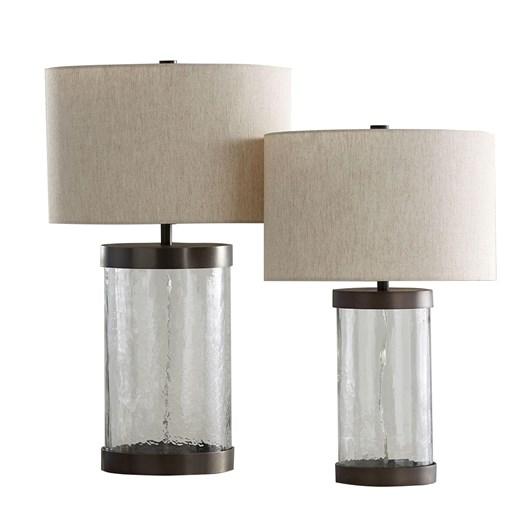 Pottery Barn Ip Murano Glass Lamp Base