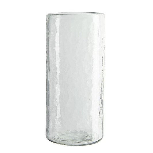 Pottery Barn Hammered Recycled Highball