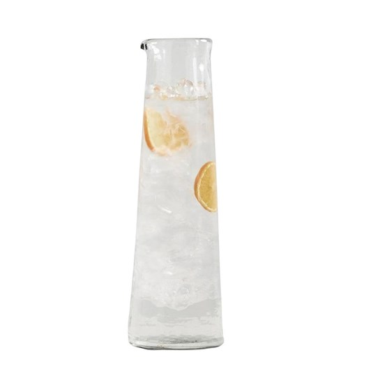 Pottery Barn Hammered Recycled Carafe