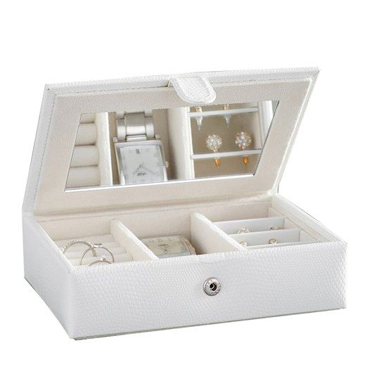 Pottery Barn McKenna Jewellery Travel Box