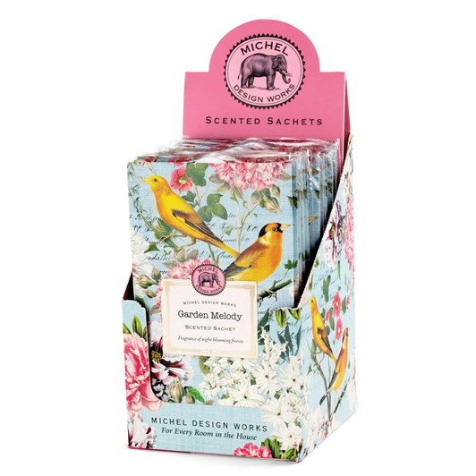 MDW Garden Melody Scented Sachets