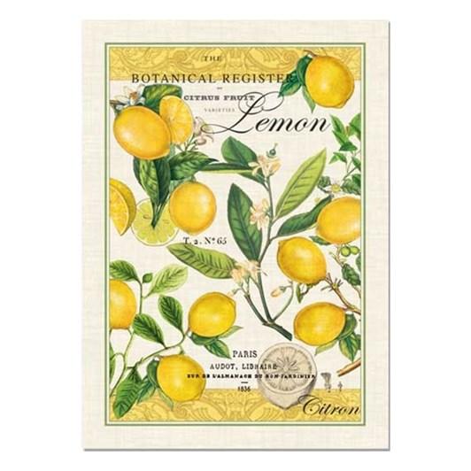 MDW Lemon Tea Towel