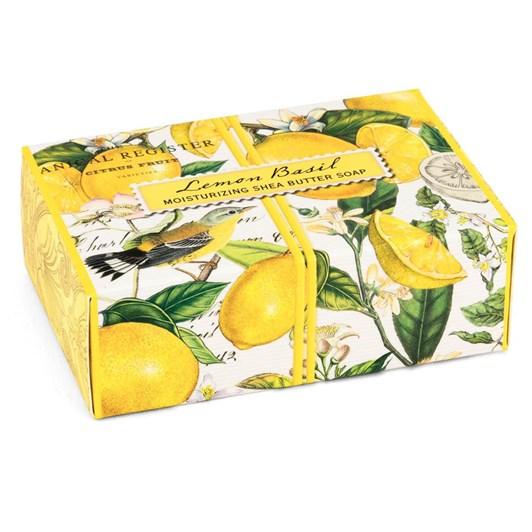 MDW Lemon Boxed Soap