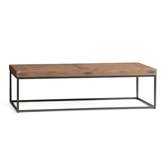 Pottery Barn Malcolm Coffee Table