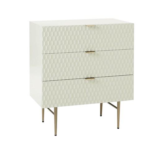 West Elm Audrey 3 Drawer Dresser