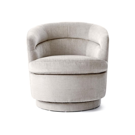 West Elm Liv Swivel Chair