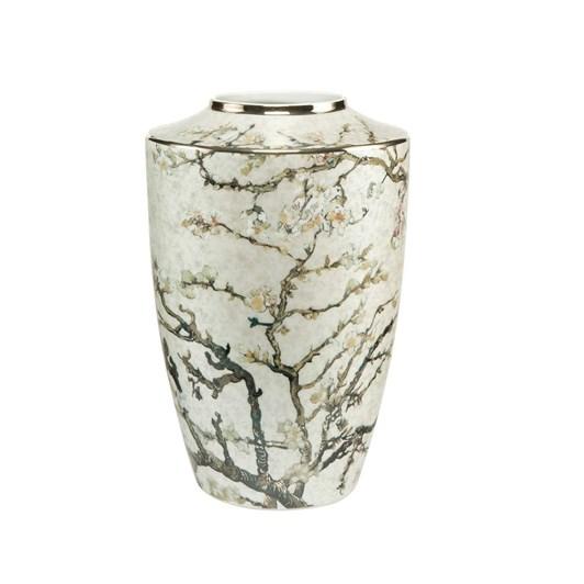 Artis Orbis Van Gogh Silver Almond Tree Vase 24cm