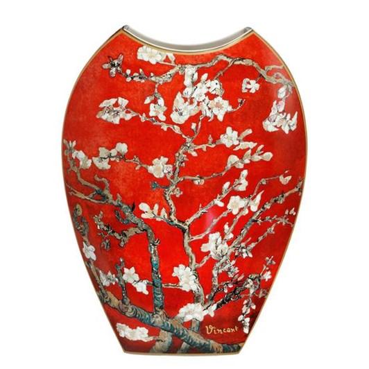 Artis Orbis Van Gogh Red Almond Tree Vase 45cm