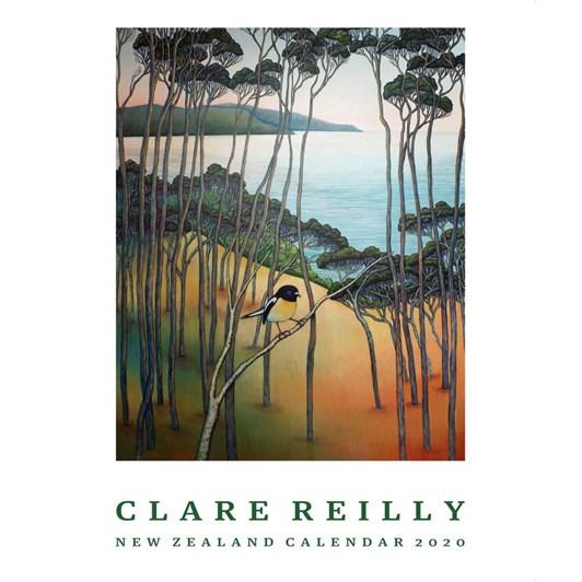 Clare Reilly 2020 Calendar