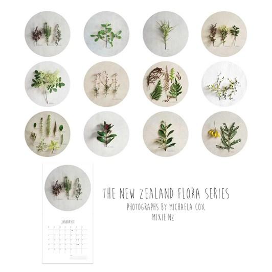 Mixie 2020 Calendar