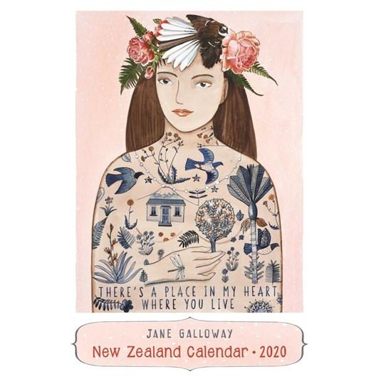 Palm Prints 2020 Calendar
