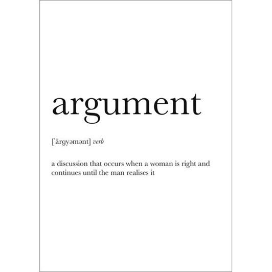 Vevoke Card Argument