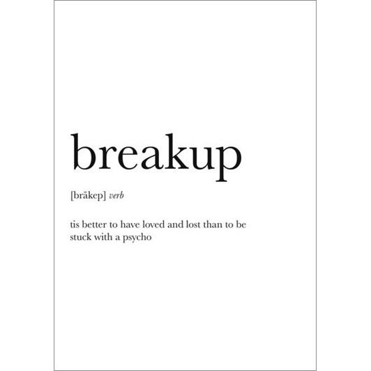 Vevoke Card Breakup
