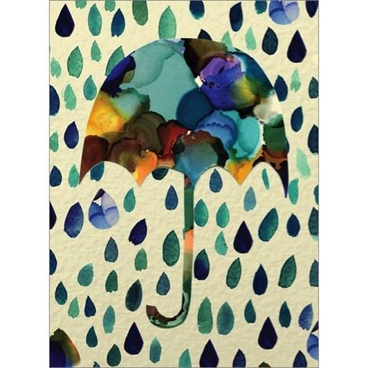 Vevoke Card Raining Tears