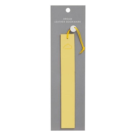 Kikki K Inspiration Dreams Leather Bookmark