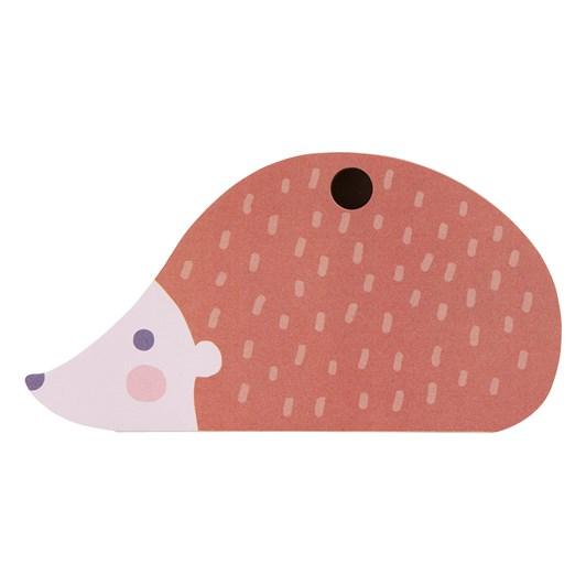Kikki K Woodland Hedgehog Notepad