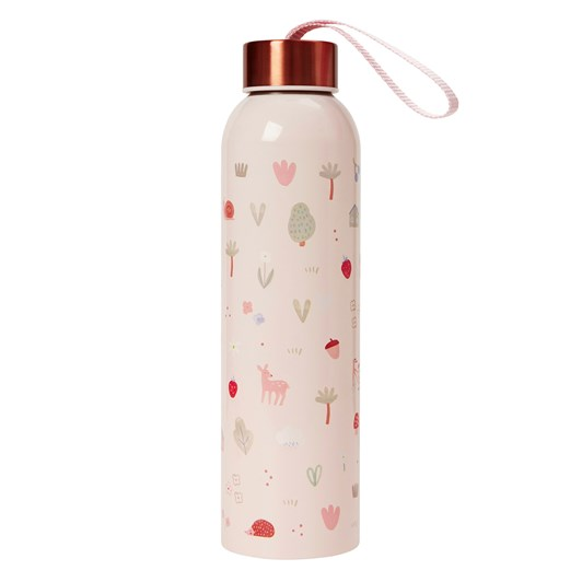 Kikki K Woodland Stainless Steel Drink Bottle