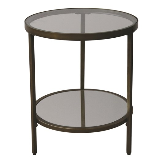 Madras Link Lawrence Side Table 42x42x52cm