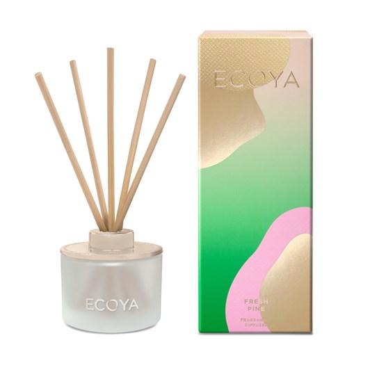 Ecoya Christmas 2019 Mini Reed Diffuser - Fresh Pine