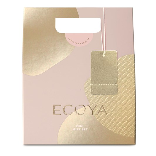 Ecoya Christmas 2019 Mini Gift Set - Sweet Pea & Jasmine