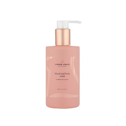 Linden Leaves Clementine & Basil Hand And Body Wash 300ml