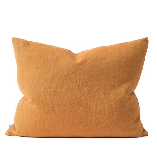 Citta Linen Blend Cushion Cover Pumpkin 65x50cm