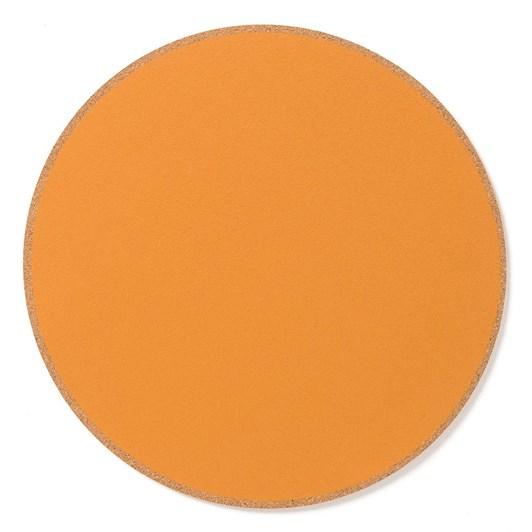 Citta Monroe Round Cork Placemat Pumpkin 35cmdia
