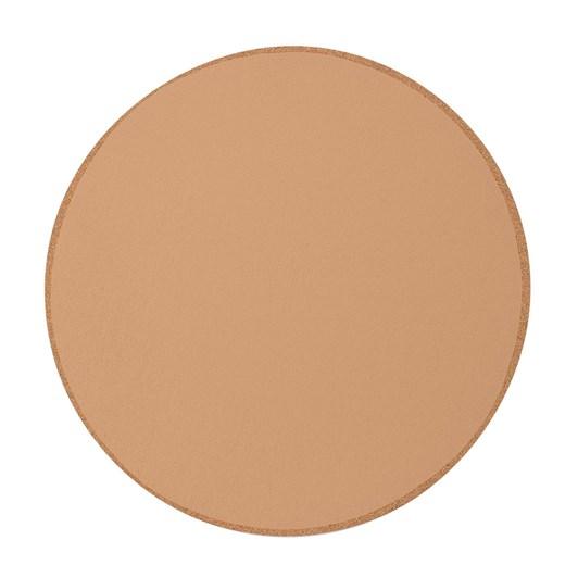 Citta Monroe Round Cork Placemat Almond 35cmdia