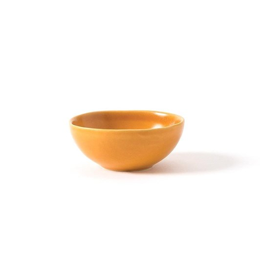 Citta Serena Dip Bowl Pumpkin  11x10x4.5cmh