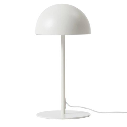 Citta Moon Table Lamp White  22.2cmdiax45cmh