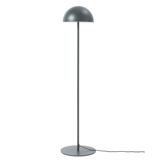 Citta Moon Floor Lamp Charcoal 30cmdiax142cmh