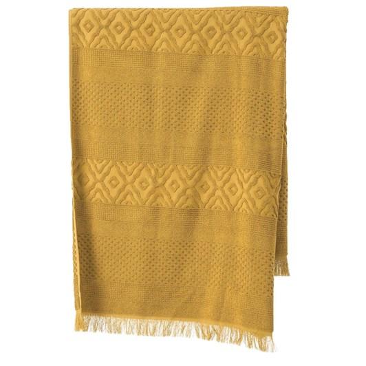 Citta Jacquard Bath Towel Citron  70x140cm
