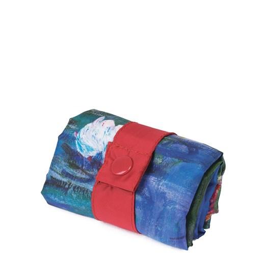 LOQI Museum Water Lilies Shopping Bag