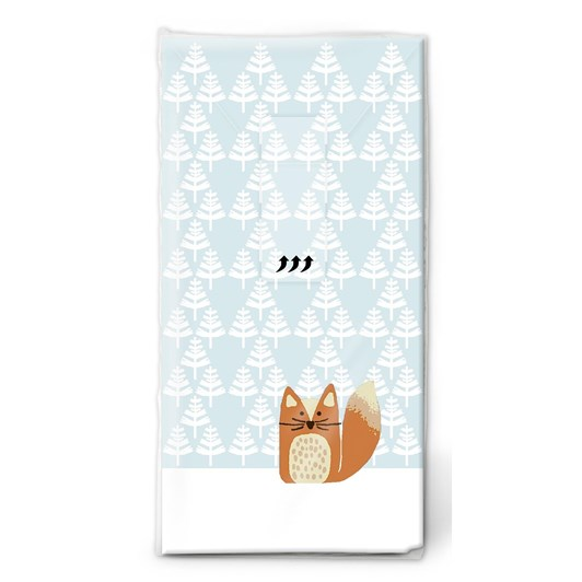 Lonely Fox Tissues