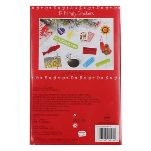 "Image Gallery Family Crackers Reindeer 12x12"""
